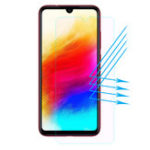 New Enkay 9H Hardness 2.5D Anti-Bluelight Anti-explosion Tempered Glass Screen Protector for Xiaomi Redmi Note 7 / Xiaomi Redmi Note 7 Pro