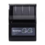 New YOKO 58HB2 Portable Bluetooth Wireless Receipt Thermal Printer for Windows Android iOS EU Plug Black