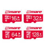 New Smare 16GB 32GB 64GB 128GB UHS-I U3 Class 10 High Speed TF Memory Card For Smart Phone Tablet PC