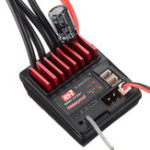 New Remo E9931 Waterproof Brushless ESC For 1621 1625 1631 1635 1651 1655 RC Vehicle Models