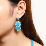 New JASSY® Bohemian Ear Drop Earring