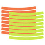 New 8Pcs RJXHOBBY Reflective Sticker 3M Scotchlite for FPV drone