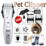 New 100-240V Led Indicator Electric Hair Trimmer Pet Clipper