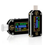 New RUIDENG TC66/TC66C Type-C PD Trigger USB Voltage Ammeter Capacity Meter 2 Way Measurement Charger Battery APP PC USB Tester