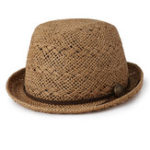 New Men Women Summer Straw Knited Sunscreen Jazz Hat