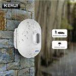 New KERUI P861 Waterproof PIR Motion Sensor Detector For KERUI Wireless Security Alarm