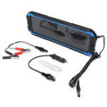 New 1.5W 18V Portable Solar Panel Power Battery Charger Backup for Automotive Motorcycle Boat Marine RV etc