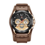 New NAVIFORCE 9162 Multifunction Date Display Men Wrist Watch