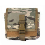 New Three Soldiers Nylon Outdoor Military Tactical Waist Bag Camping Trekking Travel Camouflage Bag