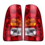 New Car Tail Light Brake Lamp Red with No Bulb Left/Right for Toyota Hilux 2005-2011