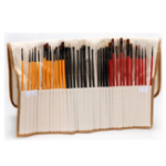 New Zhuting B3601 36Pcs Canvas Curtains Multi-function Practical Writing Brush Suit