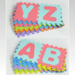 New Baby Alphabet/Number Foam Exercise Floor Kids Puzzle Play Mat Flooring Tile Game Pads