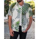 New Mens Summer Hawaiian Shirts Casual Fashion Printing Shirts