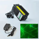 New MTOLASER 100mW 532nm Green Dot Laser Module Generator Variable Focus Industrial Marking Position Alignment