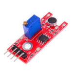 New 3pcs Microphone Voice Sound Sensor Module For Arduino