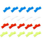 New 20PCS RJX Servo Extension Safety Clip Cable Buckle For RC Models