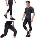 "New Men""s Compression Base Layer Fitness Sport Gear Tight Gym Wear Pants Legging Tracksuit"