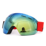 New Ski Snowboard Goggles Unisex Anti Fog UV Double Lens
