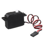 New Remo E9812 3Line 25g Servo For 1621 1625 1631 1635 1651 1655 RC Vehicle Models