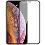New Bakeey Upgrade 2.5D Curved Edge Silk Tempered Glass Screen Protector For iPhone X/XS/XR/XS Max