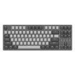 New DURGOD K320 Corona Cherry MX Brown Switch PBT Keycaps Mechanical Gaming Keyboard