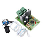 New 12V 24V 36V DC 10A PWM Pulse Width DC Motor Speed Controller Speed Regulator Switch