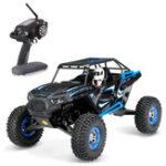 New Wltoys 10428B 1/10 2.4G 4WD 30km/h Rc Car Rock Crawler Vehicle Climbing Truck RTR Model