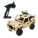New MN Model MN96 1/12 2.4G 4WD Proportional Control Rc Car with LED Light Climbing Off-Road Truck RTR Toys
