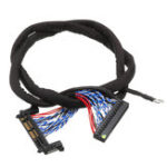 New LTY400WT-LH1 LH2 LH3 LCD Driver Board Universal 55CM Screen Cable for V59 Series Motherboard