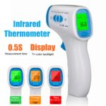 New Forehead Infrared Thermometer LCD Digital Non-Contact
