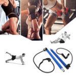 New KALOAD Elastic Fitness Yoga Pilates Belt Buttocks Lifting Body Beauty Multifunctional Yoga Bar