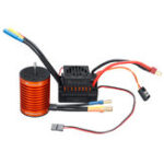 New Details about 9T 4370KV Brushless Motor 60A ESC Speed Controller Combo ME720