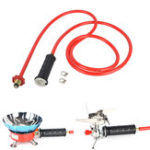 New IPRee® Universal Gas Tank Stove Fuel Pipe Converter Cooking Burner Welding Torch Adapter
