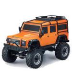 New Double Eagle E328-001 1/8 2.4G 4WD Rc Car Rock Crawler Climbing Vehicle w/ LED Light RTR Model