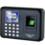 New Comix H500A Biometric Fingerprint+Password Recognition Office Attendance Machine Sensor Recorder Access Control System Employee Checking-in Recorder