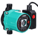 New 220V 250/100W 3-Speed Central Heating Circulator Pump Hot Water Circulator Pump