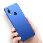 New Bakeey Matte Ultra Thin Shockproof Hard PC Back Cover Protective Case for Xiaomi Mi Play
