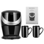 New 450W 2 Cup Household Drip Type Coffee Maker American Coffee Tea Machine Dual Use