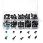 New 180pcs Micro-Momentary Tactile Push Button Switch Tactile Push Button Switch Micro-Momentary Tact Assortment Kit
