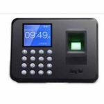 New SHANGBAO A206 Fingerprint Attendance Machine Chinese And English Card Machine Color Screen Display Device