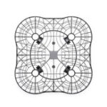 New Propeller Props Guard Full Protection Cover Cage for DJI SPARK RC Drone Quadcopter