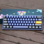 New Akko Ducky One 2 Mini Cherry MX Switch PBT Keycap 60% Mechanical Keyboard