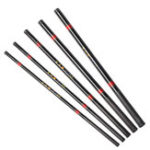 New LEO 360-720mm Fiberglass Fishing Rod Kid Fishing Tackle Portable Telescopic Fishing Pole