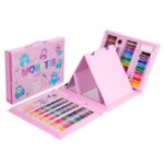New KIDDYCOLOR 176 Children's Watercolor Paint Suit For Study