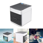 New IPRee® Portable USB Air Cooler Fan Mini Air Conditioner 3 Modes Wind Cooling Humidifier