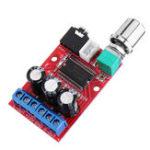 New XH-M145 Digital Power Amplifier Board Audio Board Original High Resolution 8W+8W DC12V