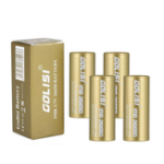 New 4PCS GOLISI S43 IMR26650 4300mah 35A Protected Rechargeable Plate Head High-drain 26650 Battery