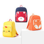 New Xiaomi 12L Children Kids School Backpack S-shape Shoulder Strap Bag Waterproof Rucksack