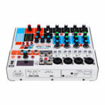 New 8 Channel 48V Bluetooth Audio Mixer Sound Stereo Mixing KTV for Live Broadcast