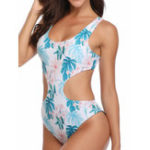 New One Pieces Double-Sided Swimwear For Women